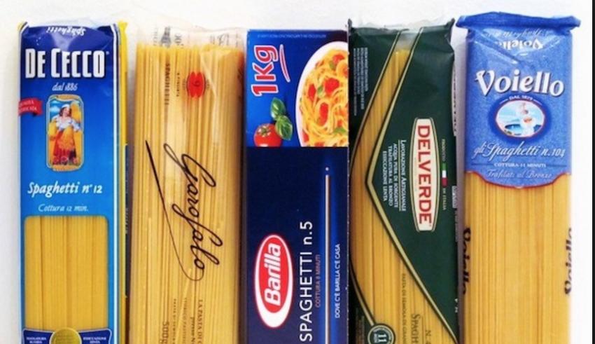 Pasta, la lista delle marche che usano solo grano italiano al 100%!