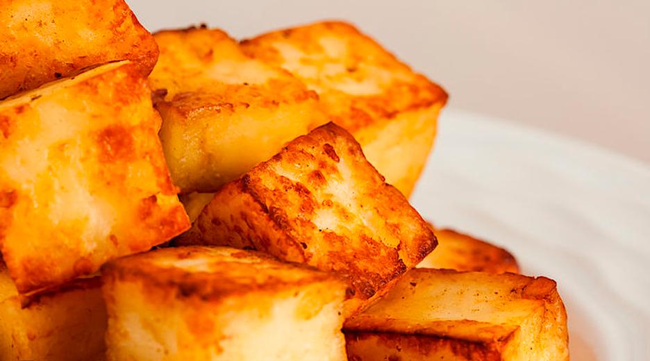 Patate fritte non fritte, leggere, gustose e croccanti? Ecco il segreto!