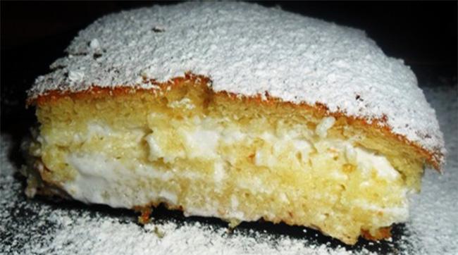 La torta paradiso senza uova e burro, un dolce salutare e goloso che ha solo 160 calorie!