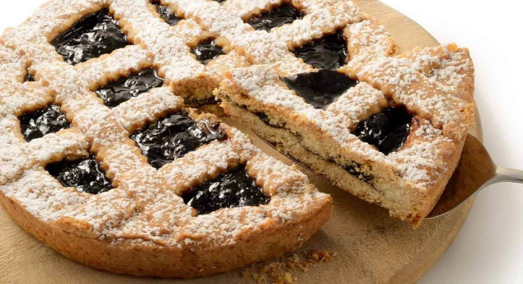 La crostata senza burro e senza uova, un dolce dietetico e gustoso che ha solo 190 calorie!