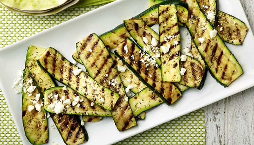 Zucchine grigliate, ecco alcuni trucchi per averle più buone e dietetiche!