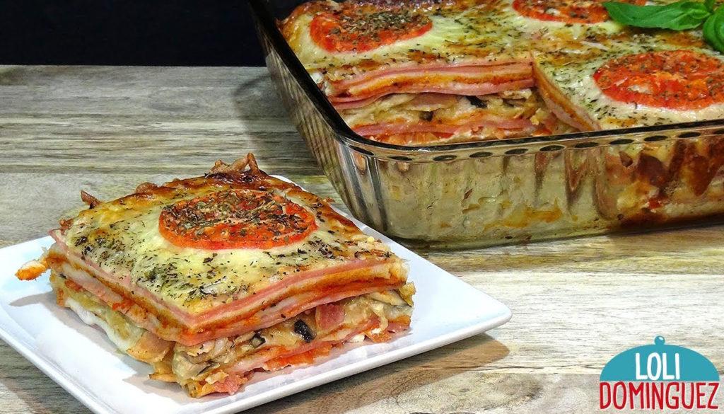 La torta di verdure tipo sandwich che devi assolutamente provare. Ha solo 240 calorie!