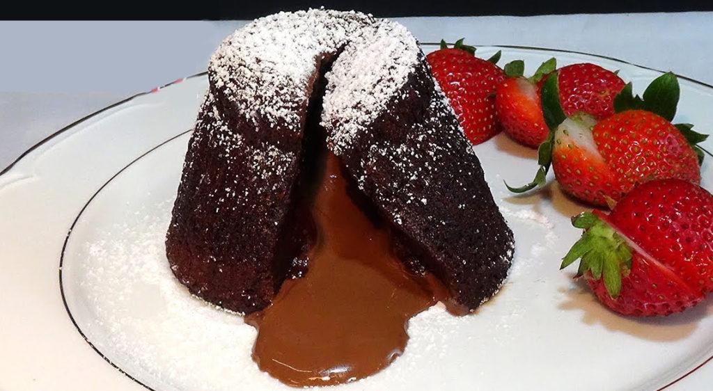 Il tortino al cioccolato con un ripieno cremoso, un dolce squisito dalle 1000 sorprese!
