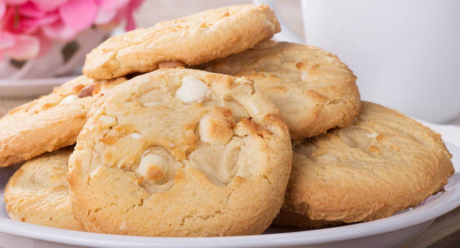 Biscotti di mele e cannella