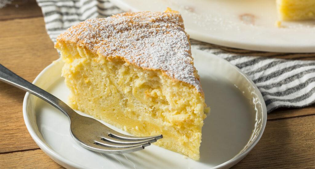 La torta giapponese super dietetica e sofficissima, la Kastella cake. Solo 100 calorie!