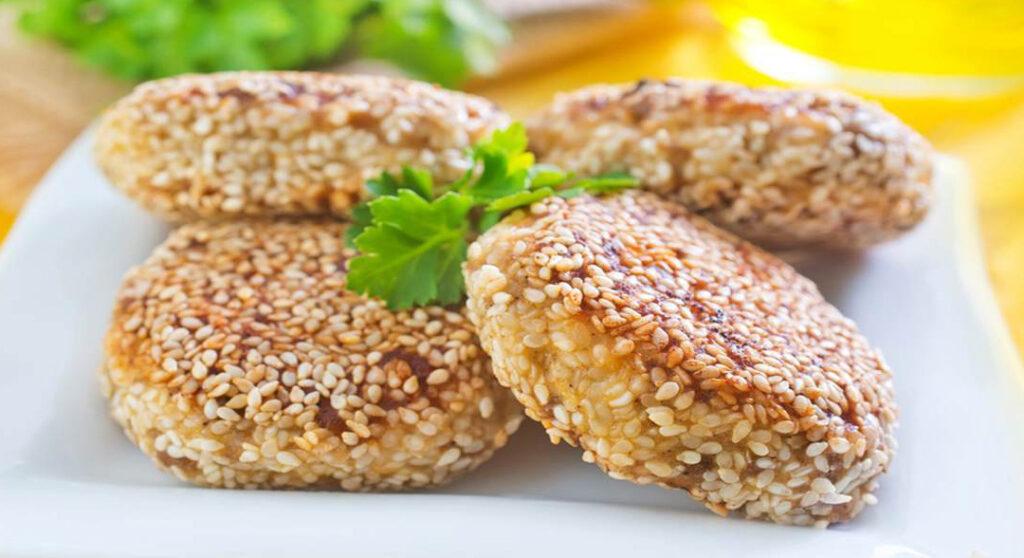 Hamburger di fagioli senza carne, gustoso, sfizioso e leggero con sole 240 calorie!