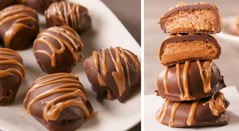 Biscotti super cremosi e proteici senza farina e uova che tutti vorranno provare. Solo 75 calorie!