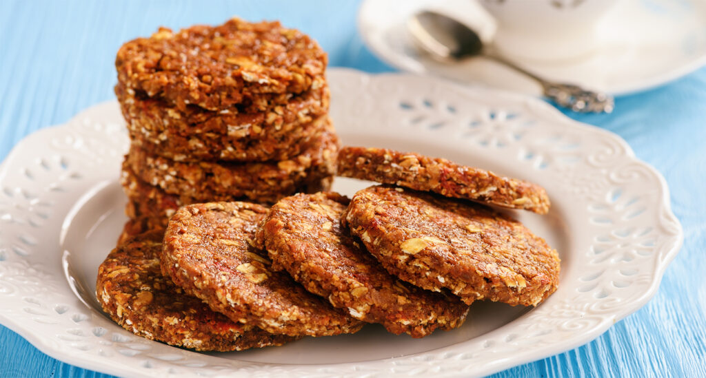 I biscotti Grancereali per una colazione super leggera, gustosa e ricca di fibre. Solo 50 calorie!