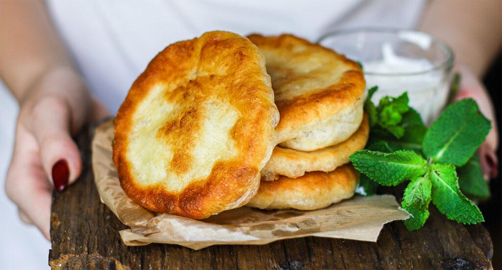 Il pane super dietetico, 4 ingredienti, pronto in 5 minuti e con sole 110 calorie!