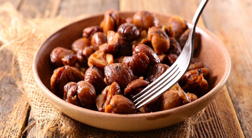 Le castagne alla valdostana, un antipasto sfizioso e sano da gustare quando vuoi!
