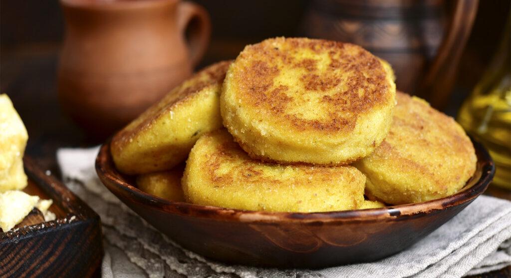 Le focaccine di patate, un contorno gustoso e salutare con sole 190 calorie!