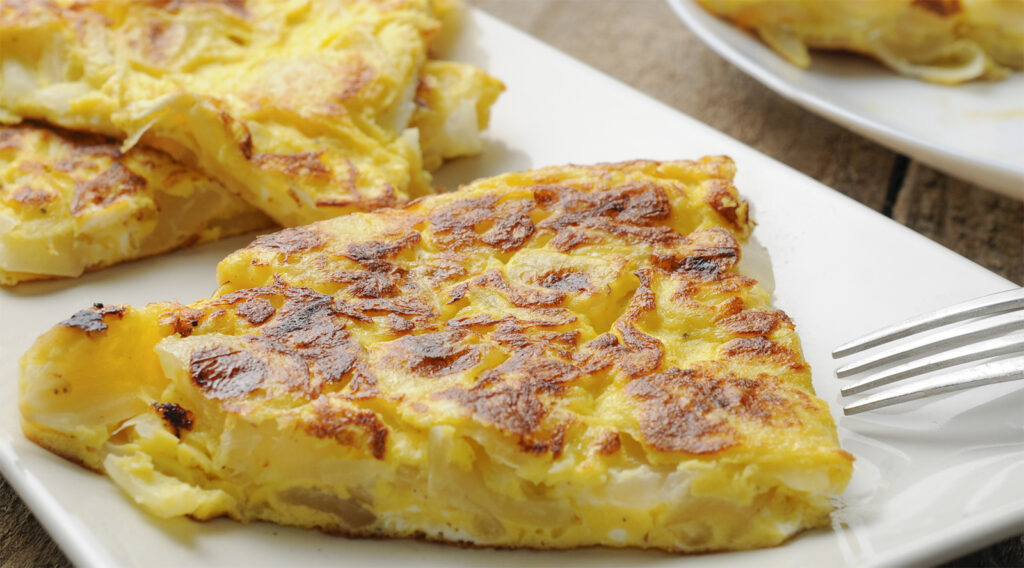 La frittata senza uova, per una cena velocissima e super light con sole 180 calorie!