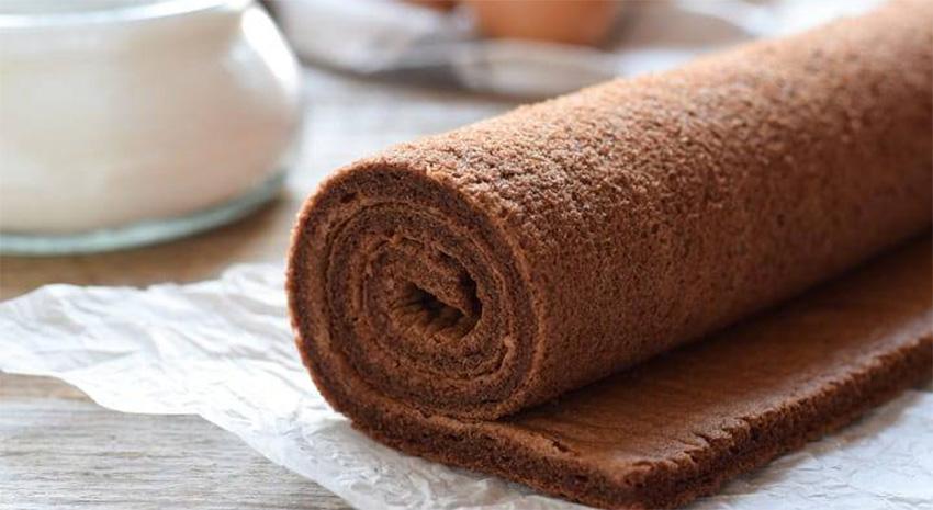 La pasta biscotto al cacao senza farina, soli 3 ingredienti e velocissima da fare. Ha solo 80 calorie!