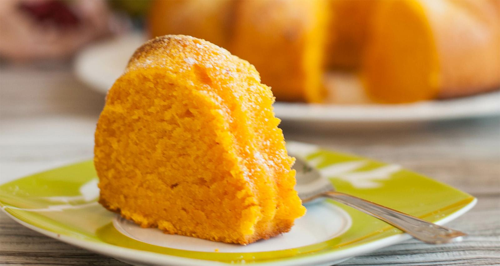 La basbousa, torta di carote araba