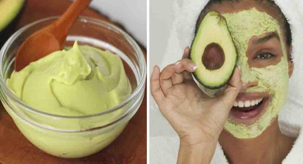 Yogurt e avocado, la crema fai da te che elimina le rughe, pelle secca e grassa!