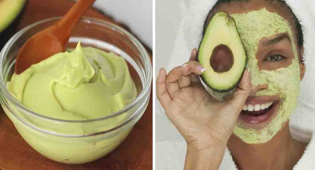 Yogurt e avocado, crema antirughe fai da te