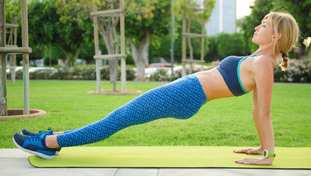 Un solo esercizio per bruciare il grasso più velocemente e in poco tempo!