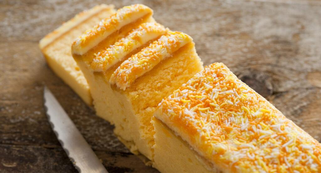 Il plumcake arancia e ricotta senza burro, una bontà per il palato. Ha solo 160 calorie!