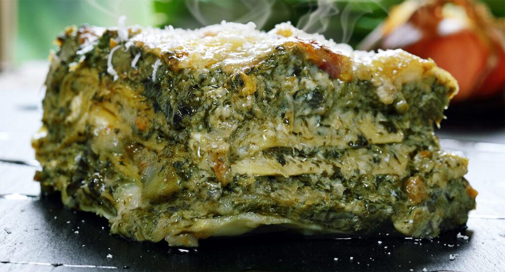 Gli spinaci non ti piacciono? Con questa ricetta  light non saprai dire di no!