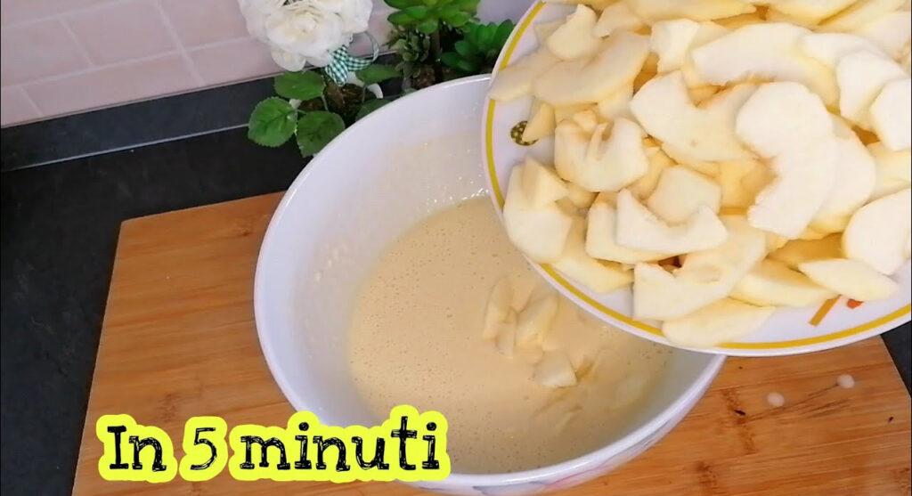 Più mele che pasta, la torta super dietetica e cremosa che vi stupirà. Ha solo 110 calorie!