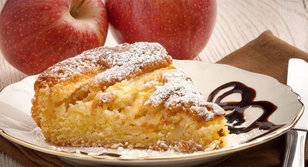 4 mele e 1 limone, la torta cremosa super dietetica che ha conquistato tutti. Solo 80 calorie!