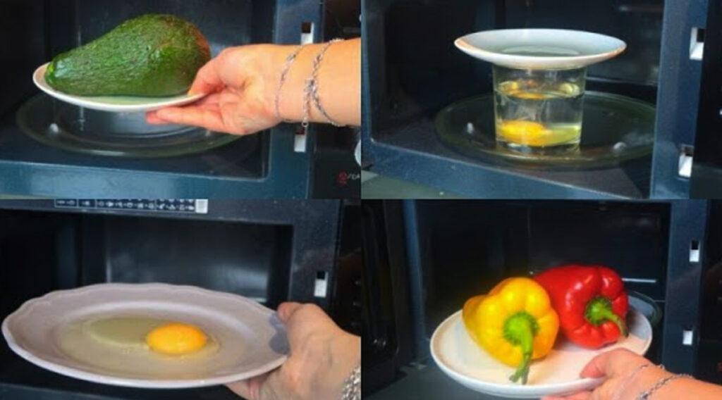 10 trucchi al microonde che ti faranno risparmiare tempo in cucina e che non conoscevi!