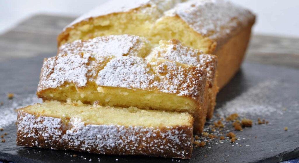 Plumcake allo yogurt e miele senza zucchero, un dolce goloso e con sole 180 calorie!
