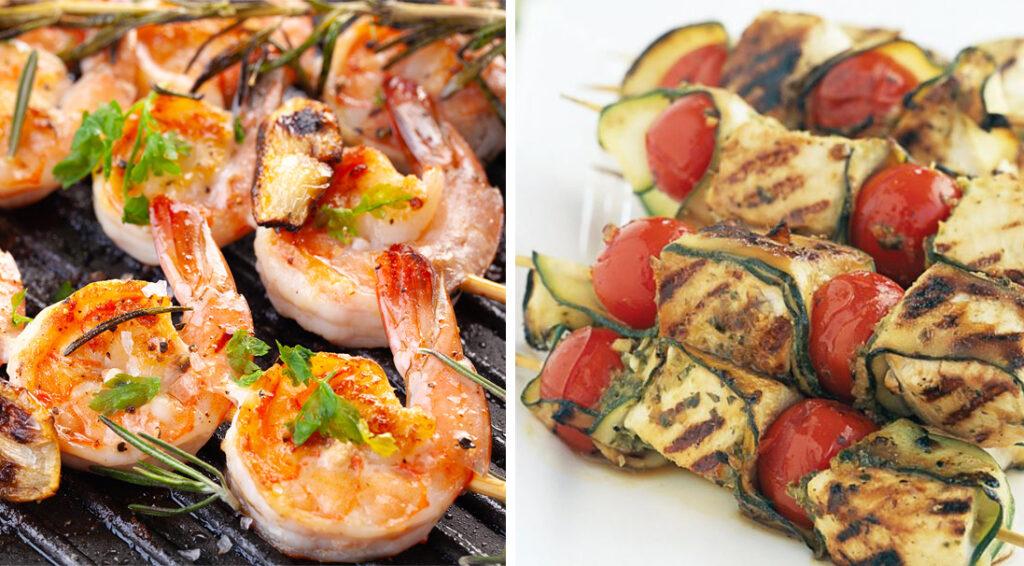 Spiedini di pesce: 10 ricette veloci e davvero buone da fare a Natale per tutta la famiglia!