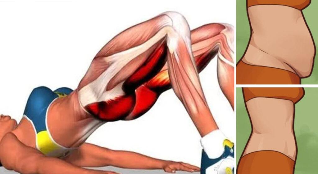 4 esercizi che rassodano tutto il corpo in 10 minuti: glutei, pancia, gambe e braccia
