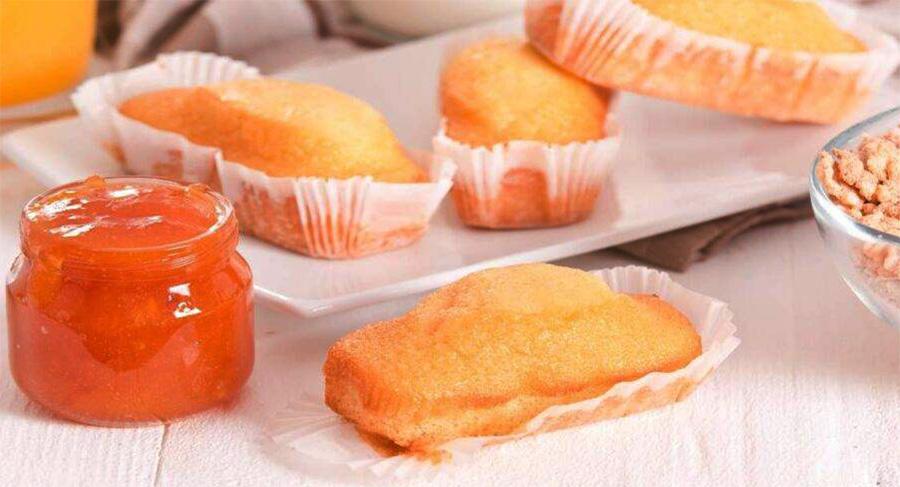 Mini plumcake all'albicocca senza burro, li hai mai provati così? Solo 170 calorie!