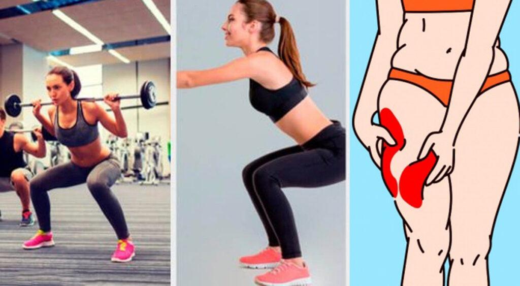 Quanti squat fare ogni giorno per tonificare gambe e glutei in 3 settimane