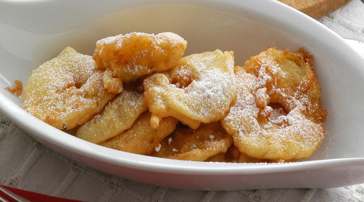 Ciambelle di mele al forno senza burro e zucchero