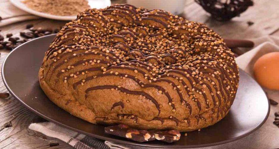 La torta capricciosa svuota dispensa, un dolce che sparisce in un baleno. Solo 170 Kcal!