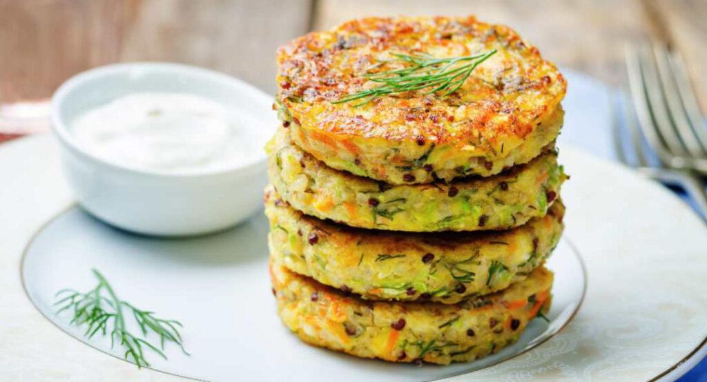 Burger di verdure, super dietetici e ottimi sia per i bambini che adulti. Solo 140 Kcal!
