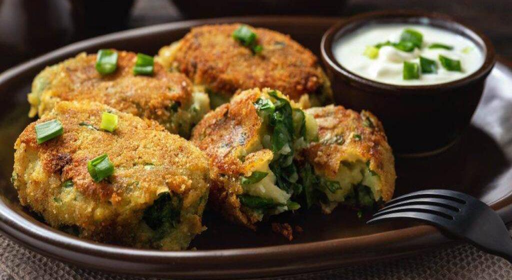 Polpette di merluzzo e spinaci, non ne rimarrà neanche una. Solo 50 Kcal!