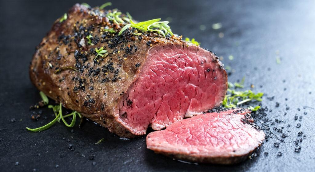 L'arrosto in crosta di sale, velocissimo e perfetto per chi è a dieta. Solo 280 Kcal!