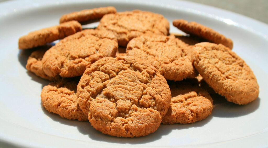 Biscotti senza glutine, burro e zucchero, l'impasto semplice e veloce. Solo 50 Kcal!