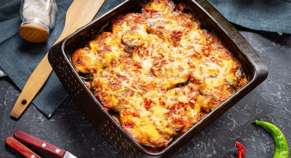 Melanzane alla pizzaiola light al forno che vi lascerà senza fiato. Solo 230 Kcal!