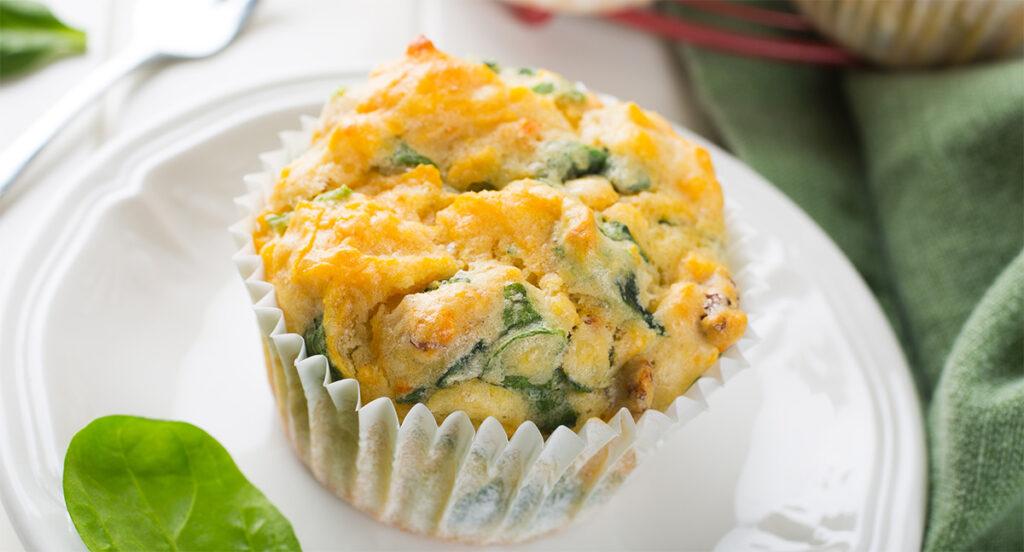 """Patate, uova e un ingrediente """"speciale"""" per questi deliziosi muffin. Solo 60 Kcal!"""