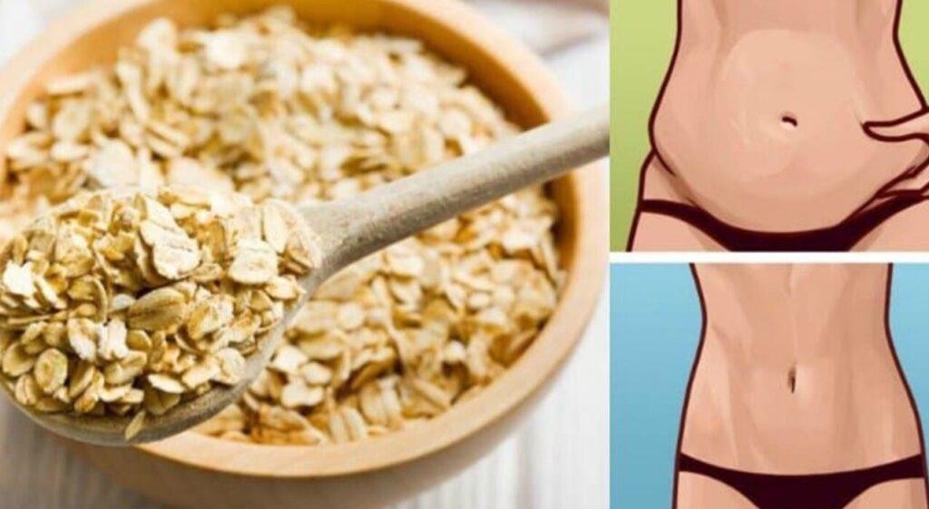 3 ricette con l'avena a colazione per perdere peso in 1 mese