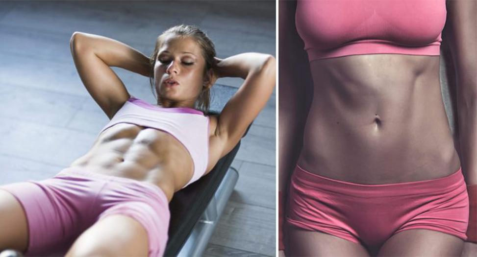 7 esercizi infallibili per eliminare il grasso della pancia dopo i 40 e i 50 anni