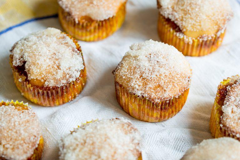 Muffin al cocco low carb, una merenda light che piacerà a grandi e piccini. Solo 110 Kcal!