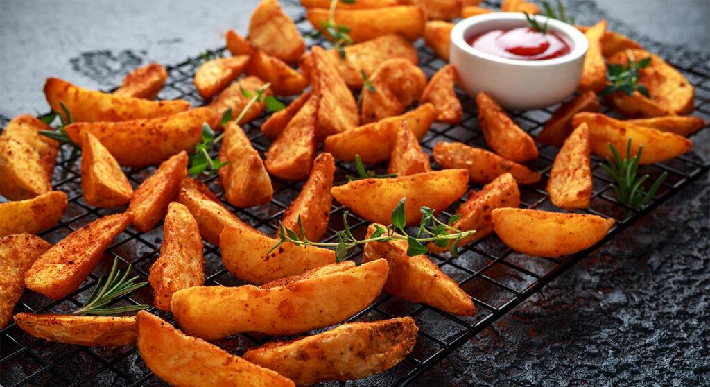 Patate dolci alla paprika al forno, come farle perfette e light per chi è a dieta. Solo 190 Kcal!