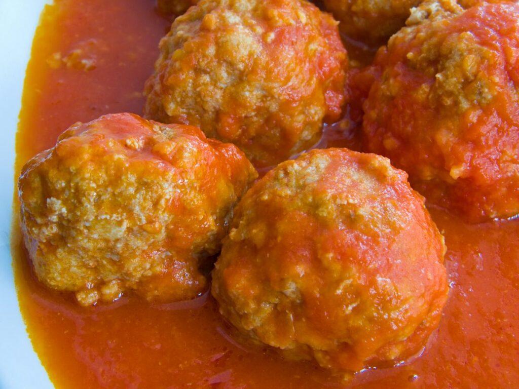 Polpette light di pollo e ricotta, l'impasto perfetto e buono da fare. Solo 60 Kcal!