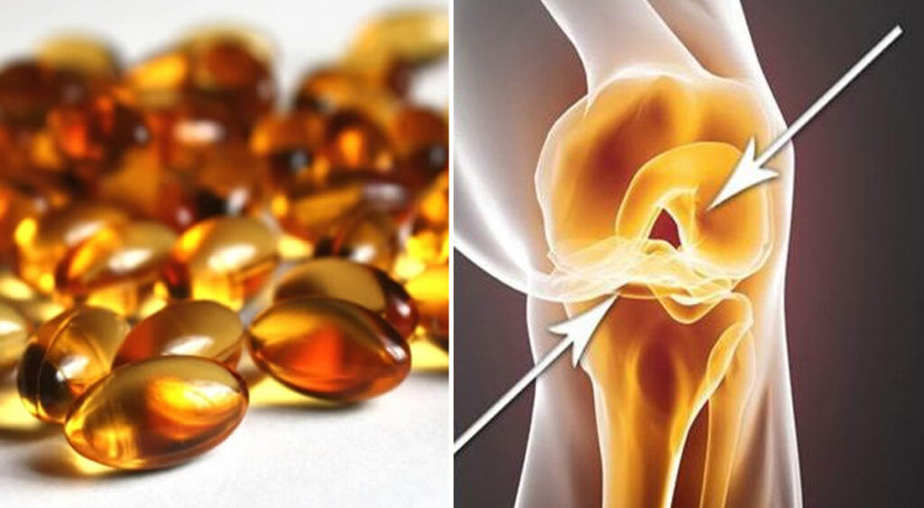 La vitamina che rinforza le ossa ed allevia il dolore alle ginocchia dopo i 50 anni