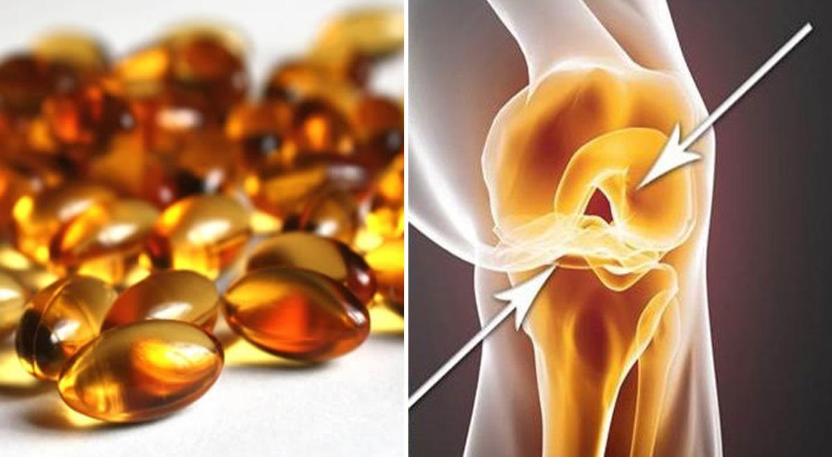 La vitamina che rinforza le ossa ed elimina il dolore alle ginocchia