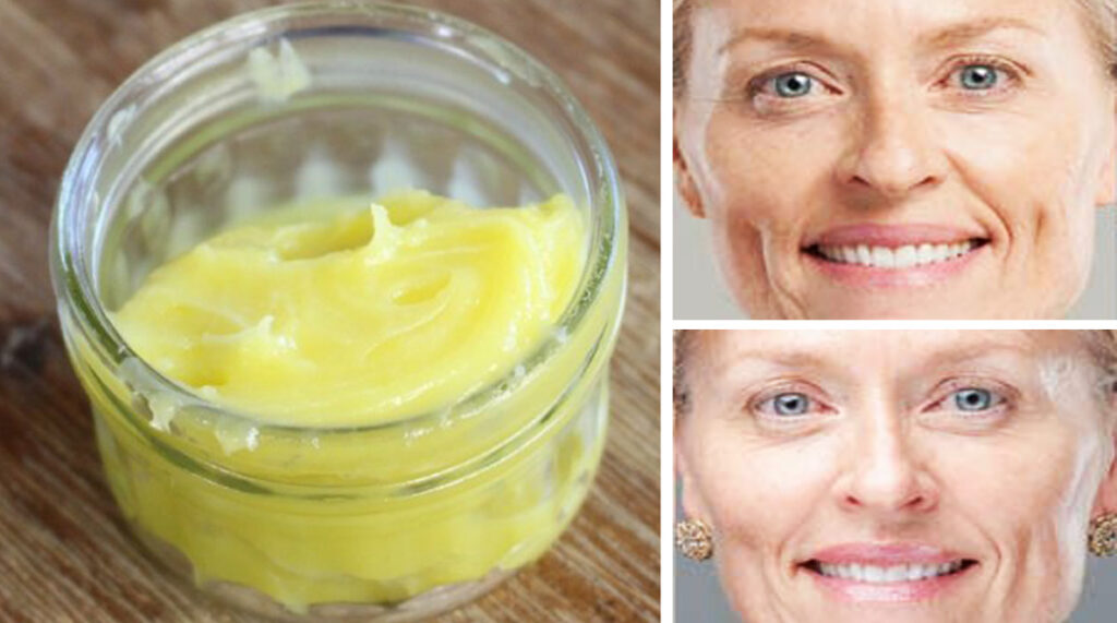 Basta usare questa crema per eliminare la pelle secca e avere un viso più giovane