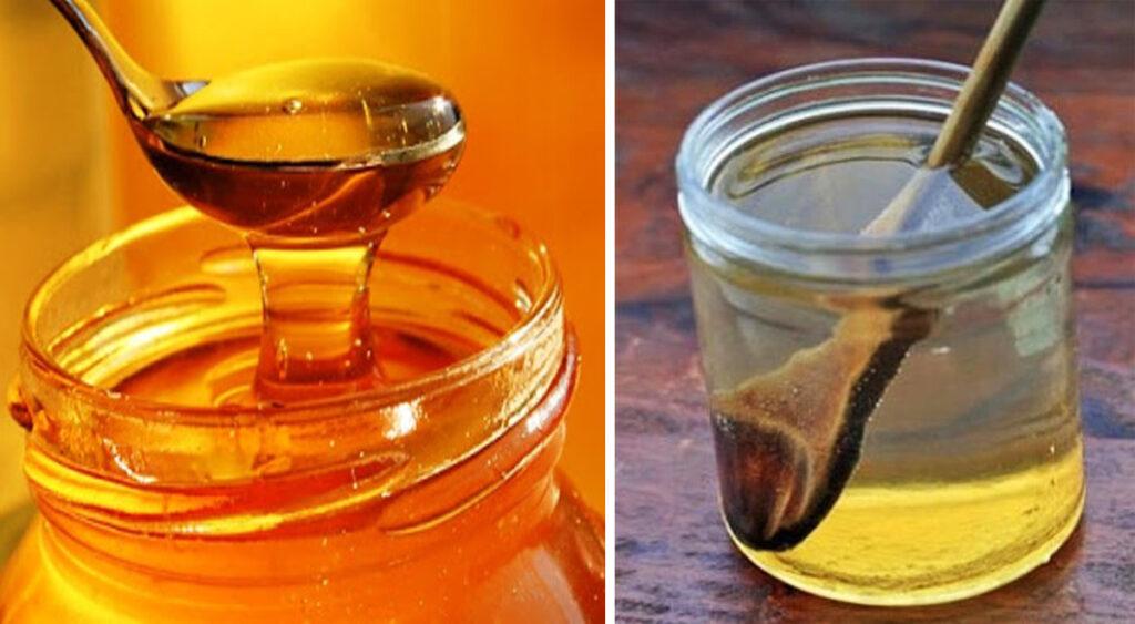 Bevi ogni mattina un bicchiere di acqua tiepida con il miele e guarda cosa succede!
