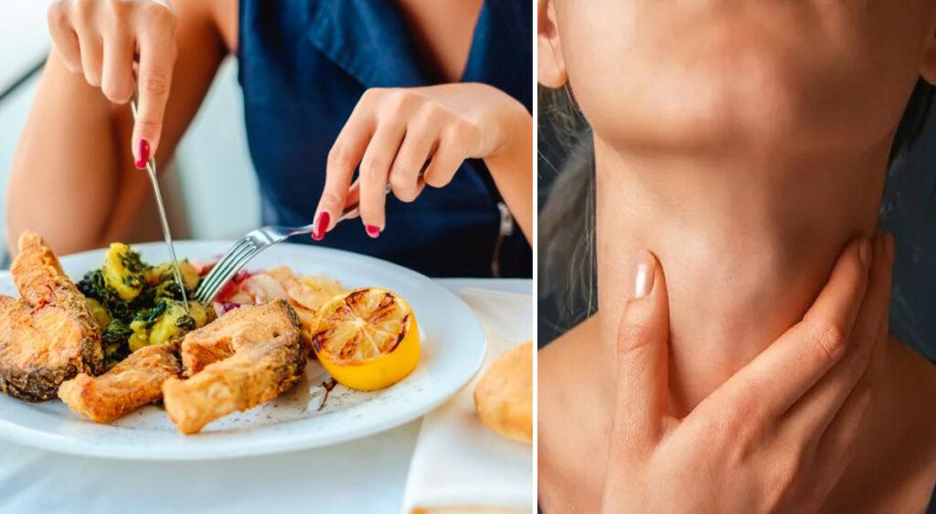 11 sintomi che ti avvertono della carenza di iodio e come aumentarlo con la dieta