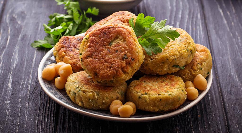 Cotolette di ceci proteiche, pochissimi ingredienti per una cena veloce e leggera